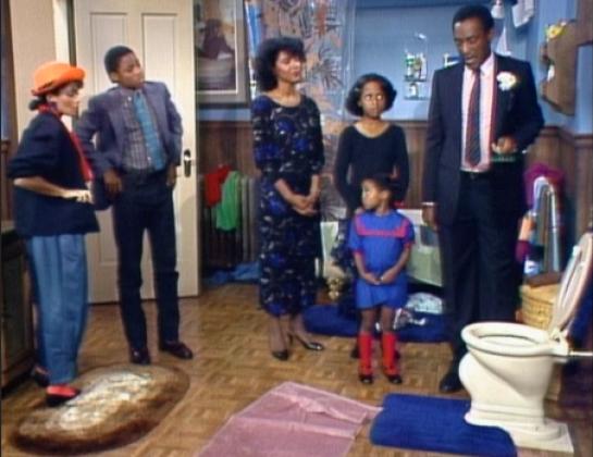 The Cosby Show_Lamont ist ein guter Fisch