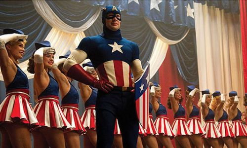 MCU Captain America 1 1