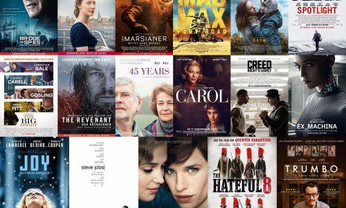 Oscars 2016 Roundup