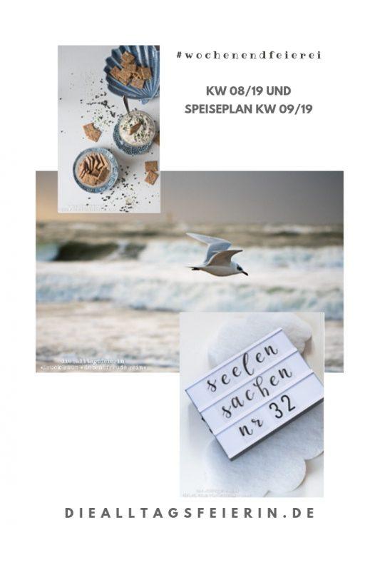 Wochenendfeierei 08/19, Makrelendip, Appel-Feinkost, Brotaufstrich, Partyrezept,