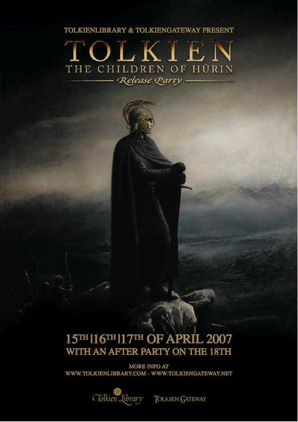 托爾金的悲劇力作 – 胡林的子女 The Children of Hurin – 老明搞東東