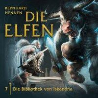Die Elfen 7 - Die Bibliothek von Iskendria