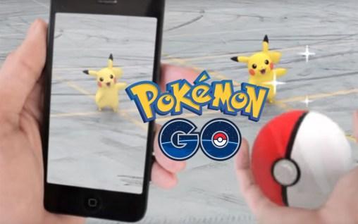 Pokemon Go (Bild: Nintendo)