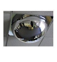 Full Dome Acrylic 360 Security Mirror | Safey Mirror ...
