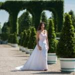 Brautkleid mit Schleppe Anfertigen