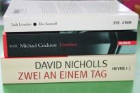 """""""Zwei an einem Tag"""", """"Timeline"""" & """"Der Seewolf"""""""