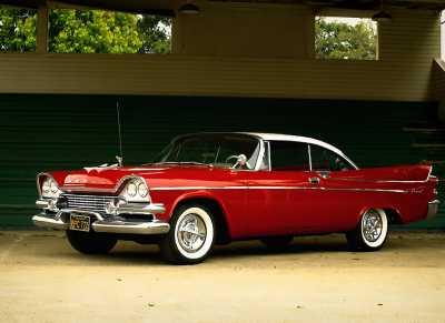 1958 Dodge Coronet Lancer 11