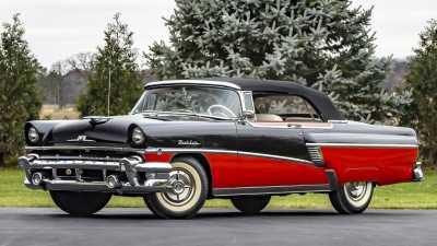 1956 Mercury Montclair Convertible 7