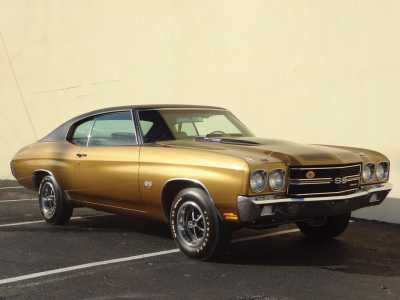1970 Chevrolet Chevelle SS 454 1