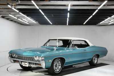 1968 Chevrolet Impala Convertible 1