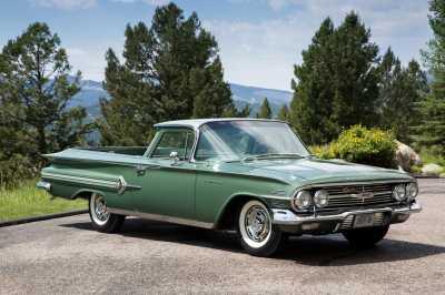 1960 Chevrolet El Camino 4