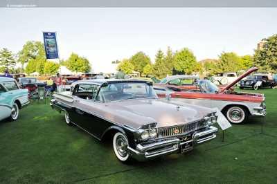 1957 Mercury Turnpike Cruiser 17