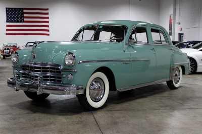 1949 Dodge Coronet 4dr 1