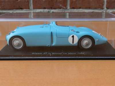 Spark 43LM39 Bugatti pic1
