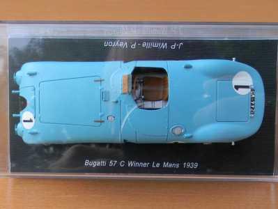 Spark 43LM39 Bugatti pic2