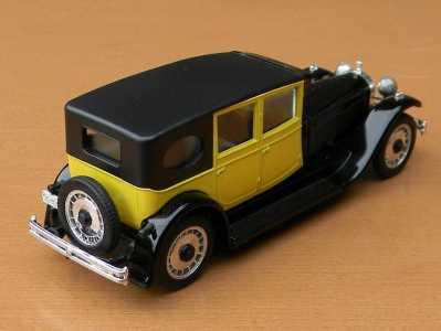 Rio 54 Bugatti Royale Chassis 41100 3rd version pic2