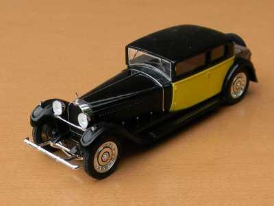 Ixo MUS061 Bugatti Royale Chassis 41100 4th version pic1