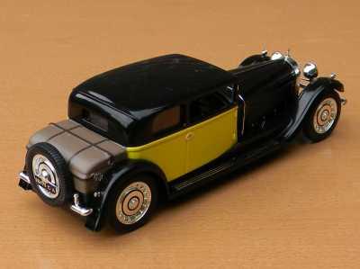 Ixo MUS061 Bugatti Royale Chassis 41100 4th version pic2