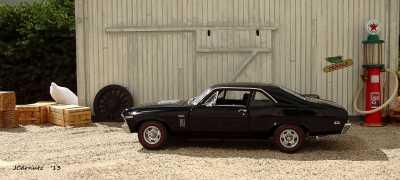 1969 Chevrolet Nova SS FS3