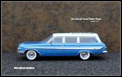 1961 Chevrolet Nomad Wgn 4