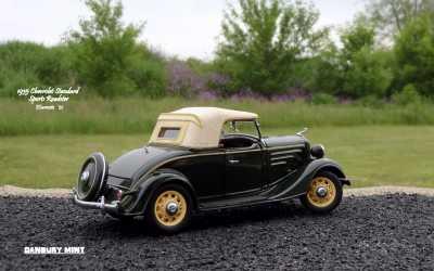 1935 Chevrolet Roadster G08