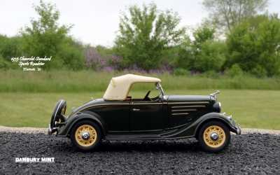 1935 Chevrolet Roadster G06