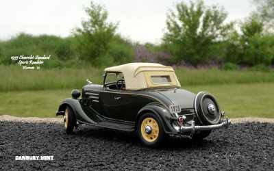1935 Chevrolet Roadster G07