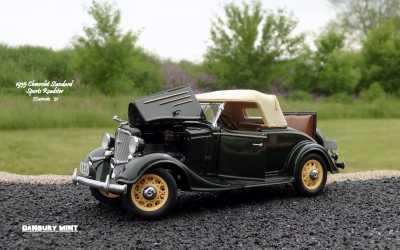 1935 Chevrolet Roadster G09