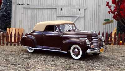 1941 Chevrolet Spec DeLuxe C3
