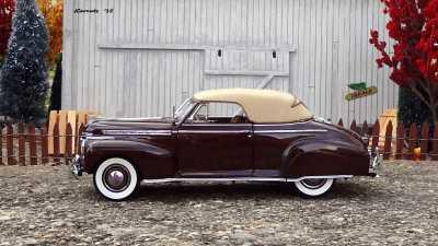 1941 Chevrolet Spec DeLuxe C4