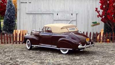 1941 Chevrolet Spec DeLuxe C8