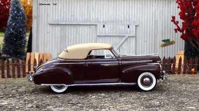 1941 Chevrolet Spec DeLuxe C5