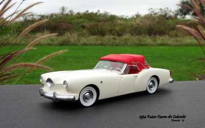 1954 Kaiser Darrin Cabrio 11