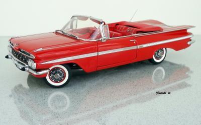 1959 Chevrolet Impala Cnv R01