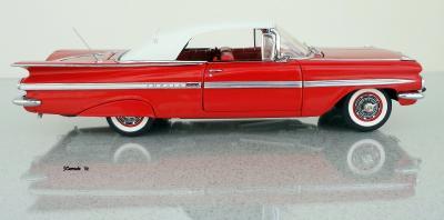 1959 Chevrolet Impala Cnv R12
