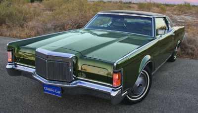 71 Continental Mark III (1)