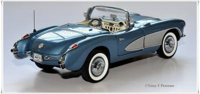 1 FM 56 Corvette Fiberglass