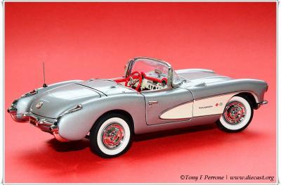 5 FM 57 Corvette Fiberglass