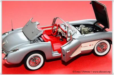 6 FM 57 Corvette Fiberglass