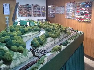 Home Layout N Scale 4