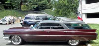 Cadillac Vista Wagon