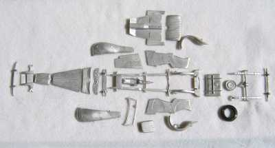 1951 MGTD kit #3
