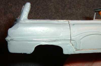 RH rear fender