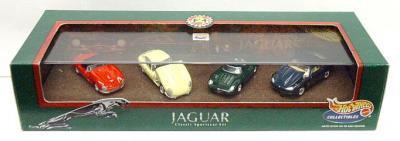 Jaguar Classic Sportscar Model Vehicle Sets a4a21863 a18a 4239 824e 859bbb660c7f
