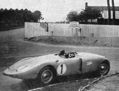 Jean Pierre Wimille et Pierre Veyron vainqueurs des 24 Heures du Mans 1939 sur Bugatti Type 57C