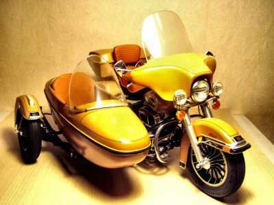 Harley Davidson Electra Glide (1981)