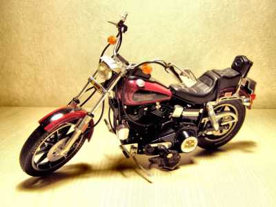 Harley Davidson Low Rider (1981)