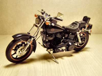 Harley Davidson Sturgis . (1981)
