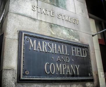 201217 marshall fields state street placard chicago daniel hagerman
