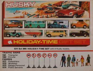 Husky 1968 catalogue page 20